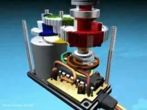How do servos work. Jak działa serwo?. Fonctionnement du servomoteur. 如何servo運作