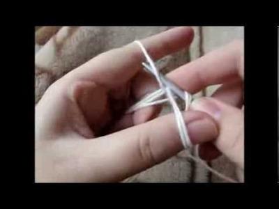 Maranta i druty - narzuty wzmocnione - zwykły, krzyżowany i podwójnie krzyżowany