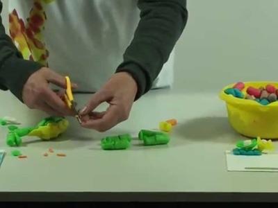 Dinozaur z PlayMais