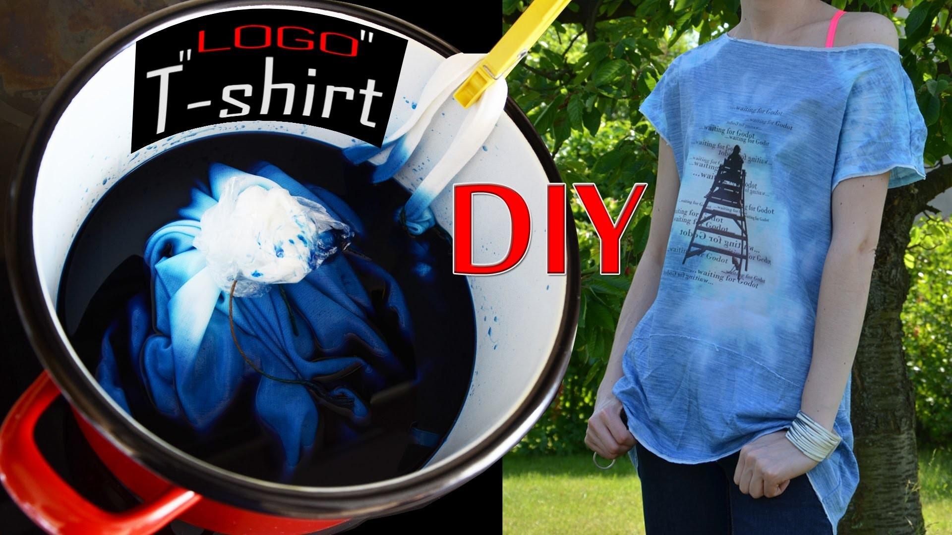 Zrób to sama! Jak zrobić swój własny T-SHIRT. DIY! How to make your own T-SHIRT.