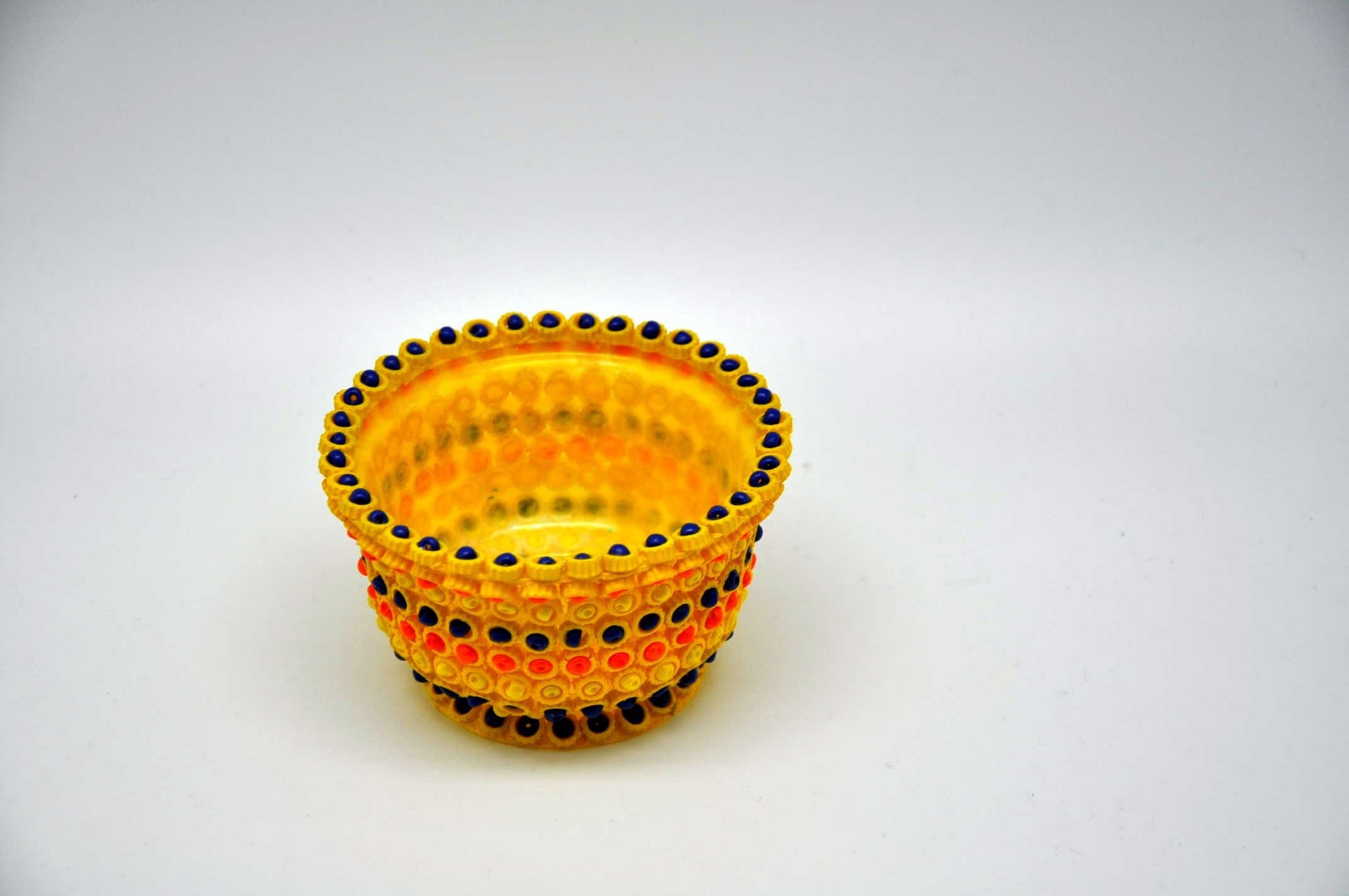 Jak zrobić koszyczek z pojemnika PET # DIY Recycled crafts