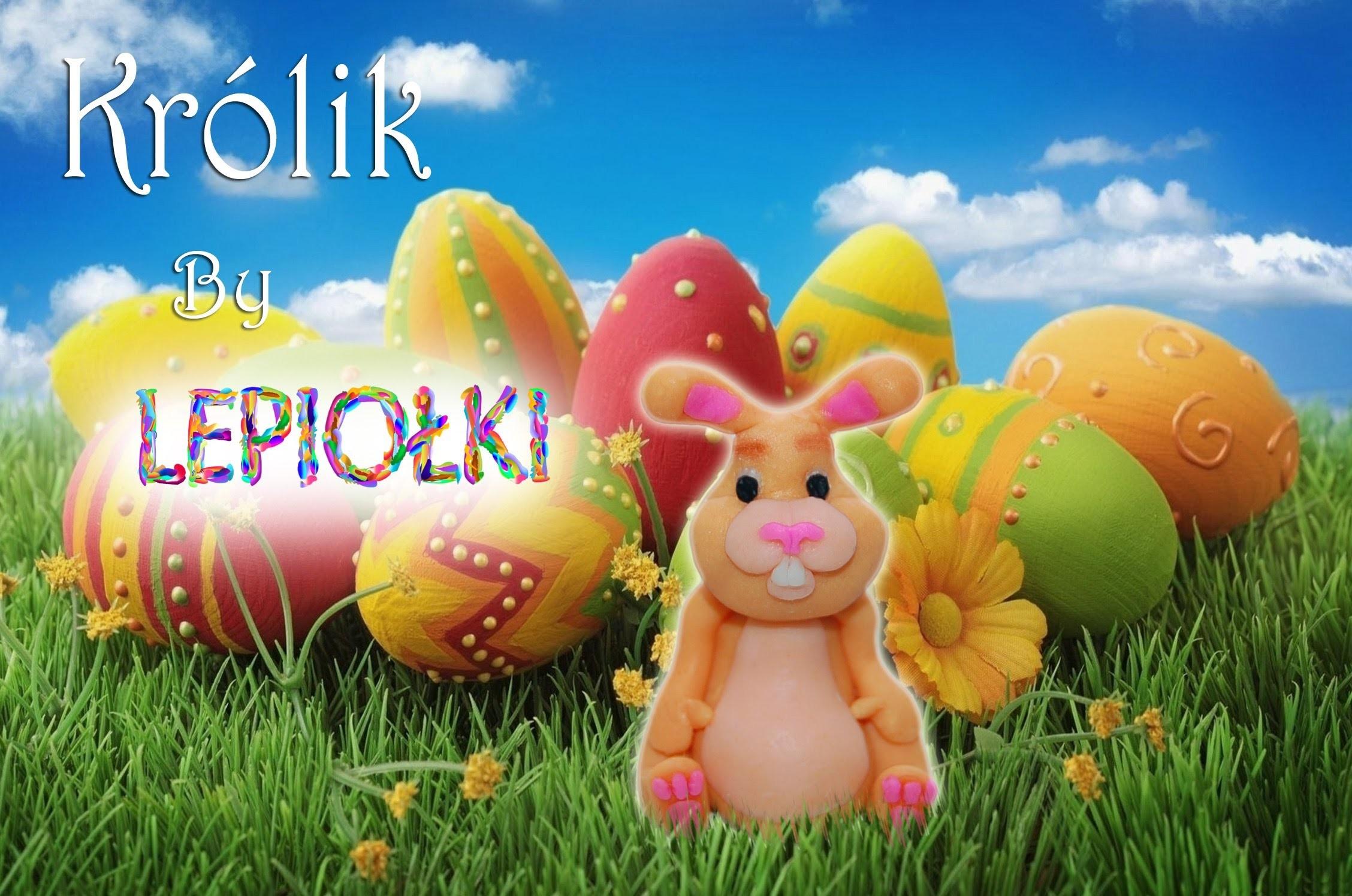 Lepiołki:Królik wielkanocny,SEPCIAŁ z Kirstenfulllove  Easter rabbit TUTORIAL, made hand