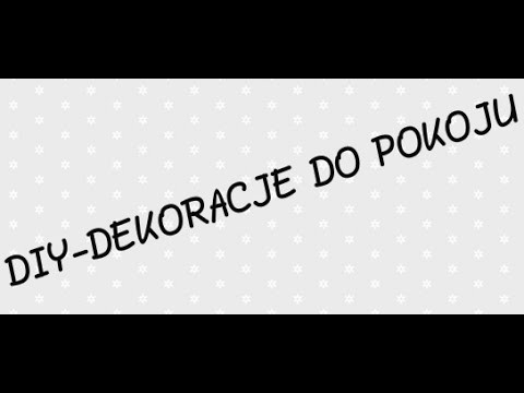 ❀DIY❀Dekoracje do pokoju❀ - ❀Decorate the room❀