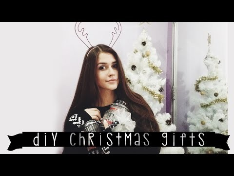 DIY prezenty świąteczne