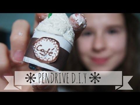 PENDRIVE jak kawa | D.I.Y