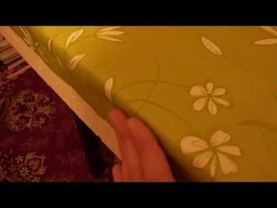 *Jak zrobić tablicę kolorową na ścianę ze styropianu?DIY*