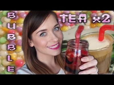 DIY Domowa Bubble Tea BOBA TAPIOKA ❤ TheAmmisu