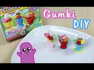 Gumki do ścierania DIY desery #4 - Kutsuwa eraser kit
