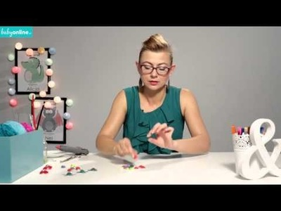 Jak zrobić zwierzątka z muszelek - DIY