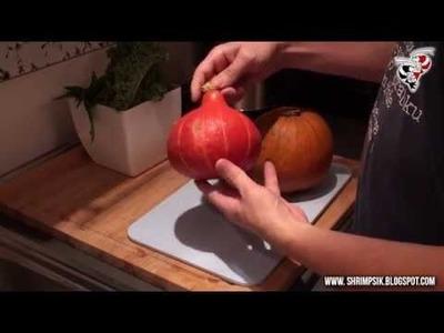 DIY hokkaido | nettle, kale, spinach and. ? pokarm dla krewetek PL