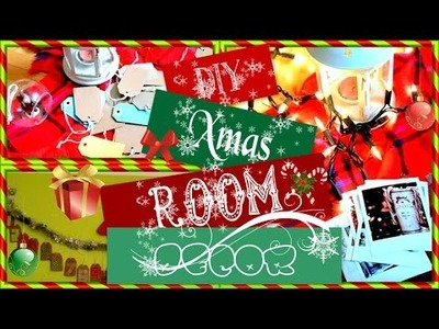 DIY po polsku #6 Christmas Room Decor | Dekoracje Świąteczne | Yoasia