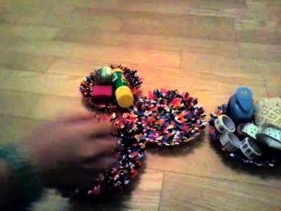 DIY♥ jak zrobić miskę z koralików w kilka minut♥