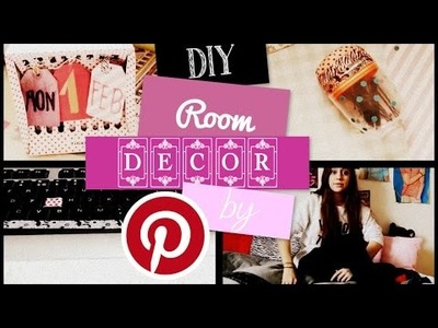 DIY po polsku #8 Room decor inspired by Pinterest | Yoasia