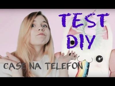 Jak zrobić case na telefon? | TEST DIY #1