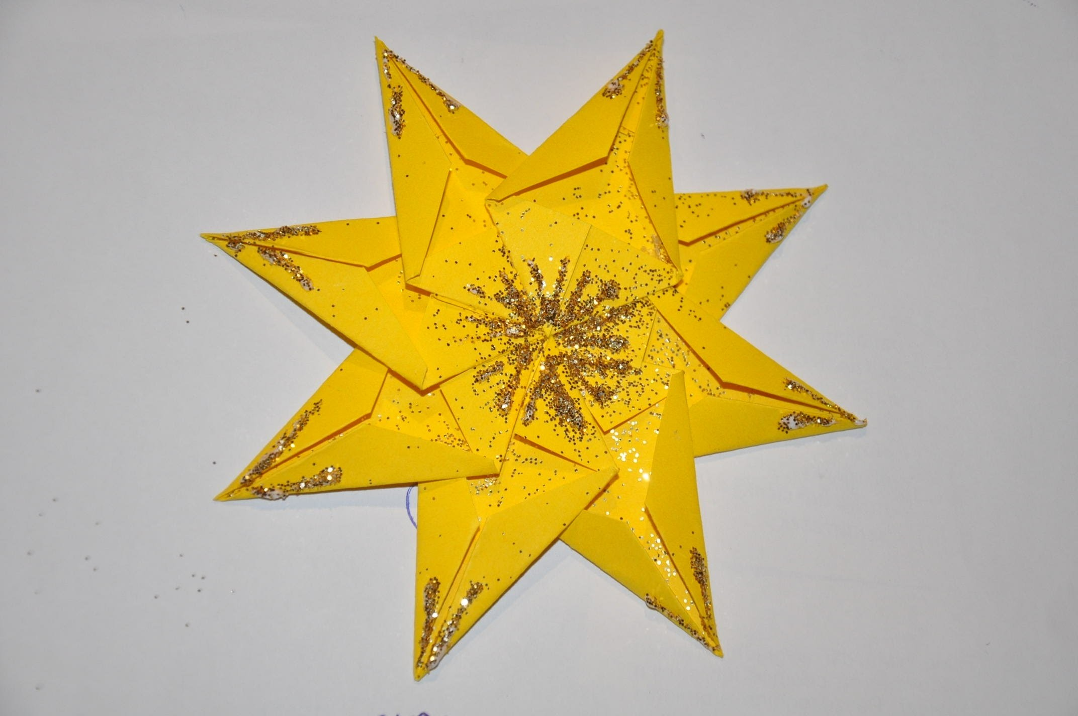 how to make jbj paper star