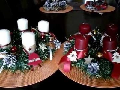 DIY  jak zrobić  ,wieniec adwentowy.dekoracje,wianki i stroiki na Boże Narodzenie