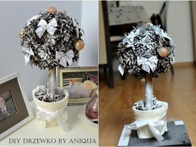 ** DIY Drzewko świąteczne. by Aniqua**