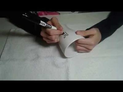DIY Jak ozdobic kubek?