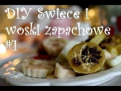 DIY Woski Świece Zapachowe | Seria Świąteczna | Ludora MakeUp
