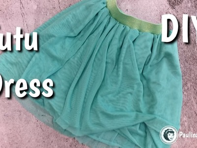 Jak uszyć spódnicę tutu   Tutu Dress DIY