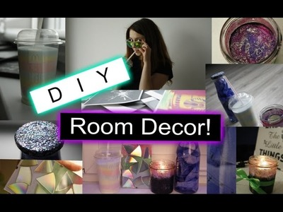 5 DIY - Room Decor | Dekoracje do pokoju! ♡ Cheap & Easy! ♡