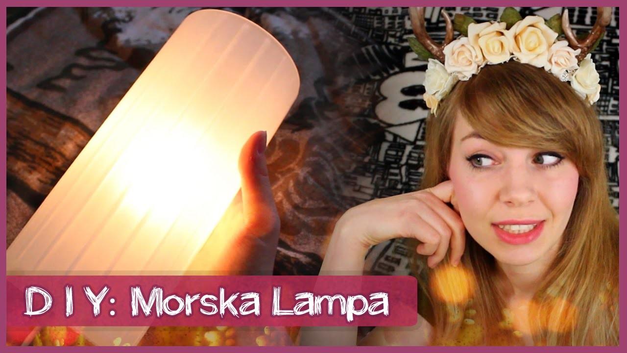 DIY Morska Lampa || Olsikowa