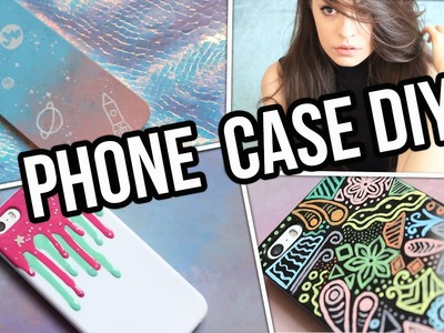 ★ DIY PHONE CASE ★ obudowy na telefon