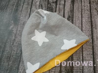 Jak uszyć czapkę | domowa.tv