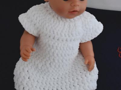 Tutorial prosta sukienka na szydełku dla każdego