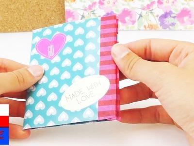 Zrób to sam: Portmonetka z papieru