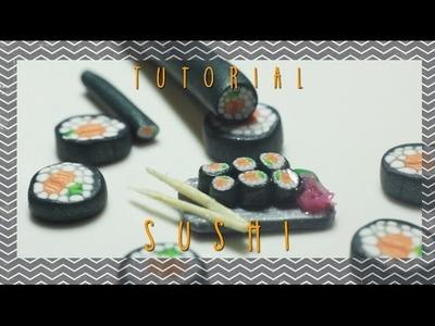 Tutorial: Sushi z modeliny  ►Laurart◄