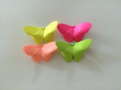 Motyle jak zrobić origami z papieru po polsku