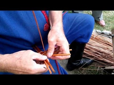 Jak zacząć wyplatać koszyk z wikliny- folklor portal wiano.eu