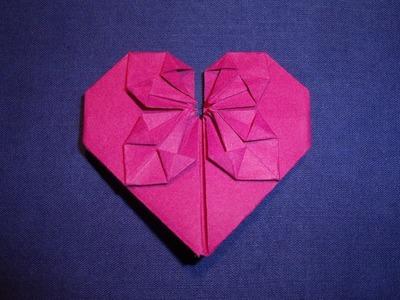 Jak zrobić Serce Origami. How to make an Origami Heart