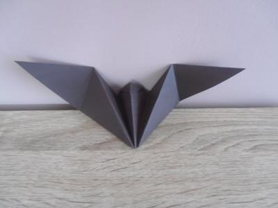 Origami nietoperz- Origami Polska