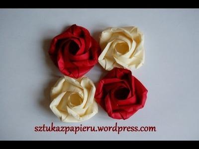 Orgiami rose (róża orgiami)