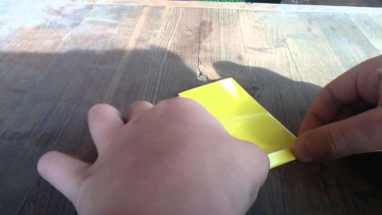 Origami kalem