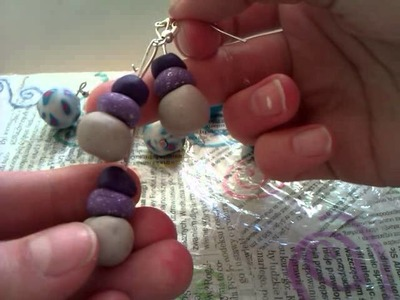 Craft Art- Moja modelinowa biżuteria