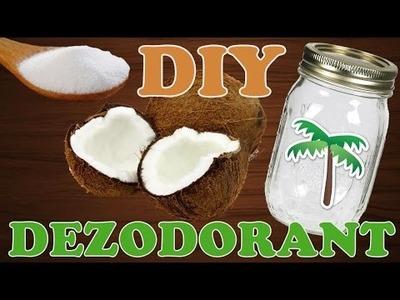 DIY Jak zrobić niezawodny dezodorant i pastę do zębów