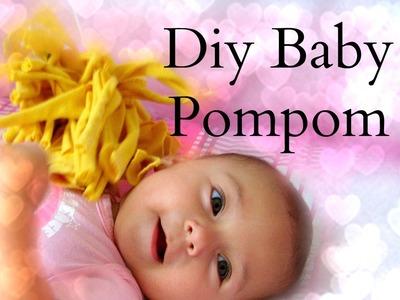 Diy Baby Pompom