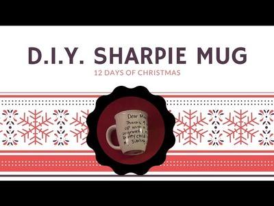 D.I.Y. SHARPIE MUG