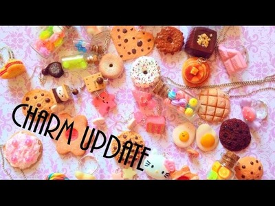 Charm Update - nowe charmsy z modeliny i nie tylko