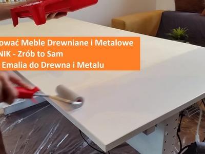 Jak Malować Meble Drewniane - Poradnik