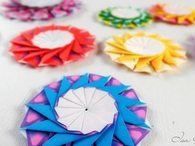 Origami: mandala Junko