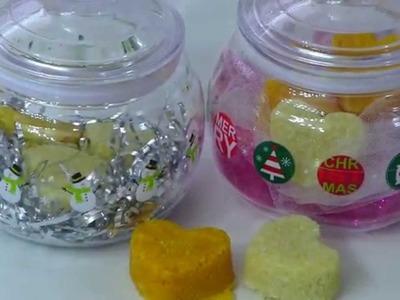 VLOGMAS: DIY Kretkowe specjaly: Rozswietlajaco-pieniacy peeling