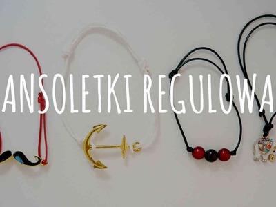 Jak zrobić bransoletki regulowane? - [#4] Kurs tworzenia biżuterii od podstaw | Qrkoko.pl