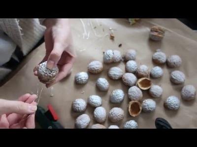 Robiewdomu - Naturalne ozdoby na choinkę DIY!