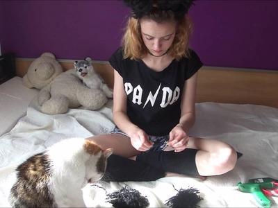 DIY #1 - Kocie.Lisie Uszy