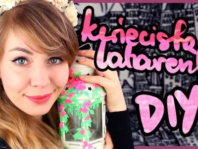 DIY Kwiecista Latarenka || Olsikowa