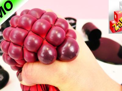 Piłeczka odstresowująca mesh ball DIY tutorial